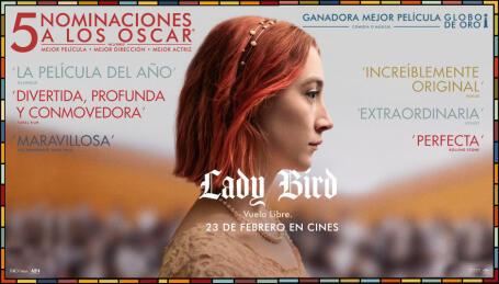 Concurso: preestreno LADY BIRD