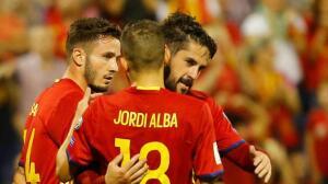 Las mejores imágenes de la victoria de España