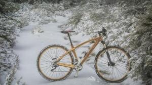Bicicletas de madera, exclusivas y prácticas