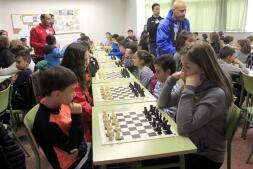 El campeonato de Ajedrez en edad escolar, en imágenes