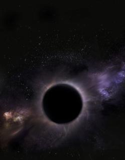 Encuentran el «eslabón perdido» de los agujeros negros a 13.000 años luz de la Tierra