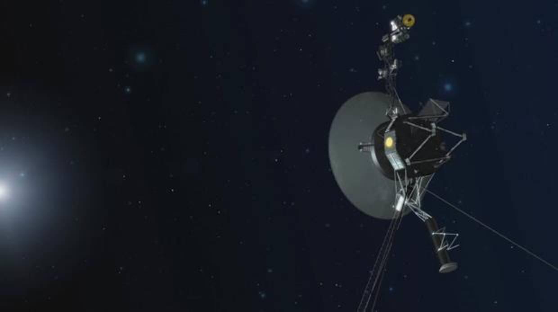 La nave Voyager 1 enciende sus propulsores después de casi 40 años