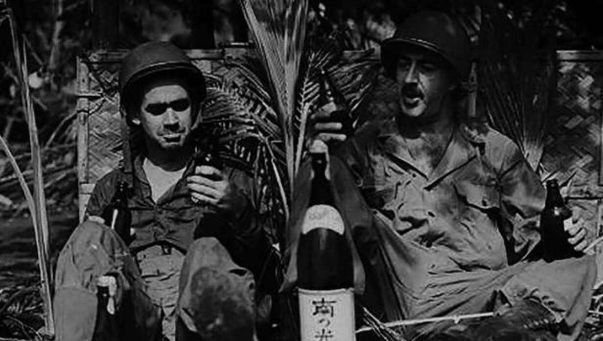 «Las drogas en la guerra», el mal del soldado