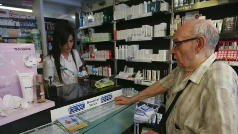 Una farmacia en cada esquina