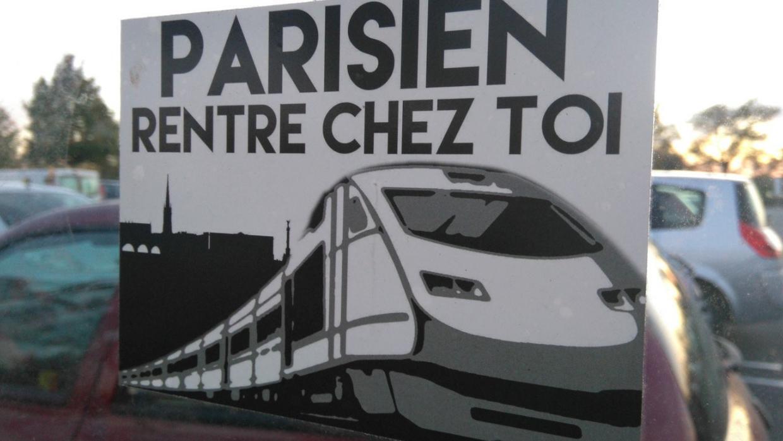 Burdeos la toma con París: «¡Parisinos, volved a vuestra casa!»