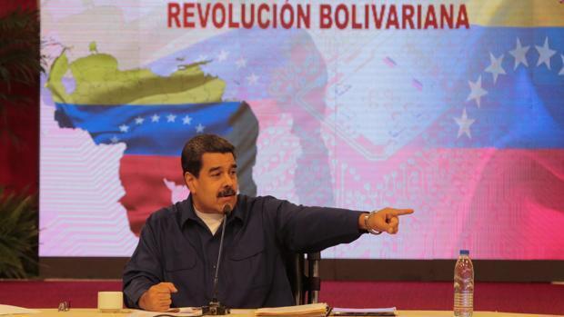 Maduro nombra ministro de Economía a un sancionado por EE.UU. por corrupción y blanqueo de capitales