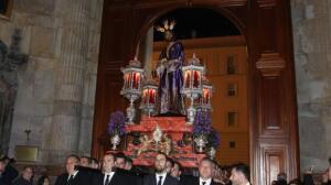 FOTOS: Vía Crucis Oficial de Hermandades de Cádiz 2018