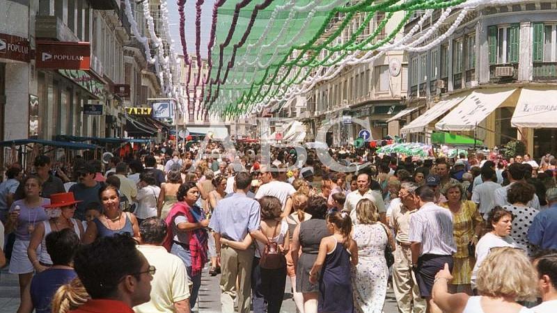 La Feria de Málaga en ABCfoto