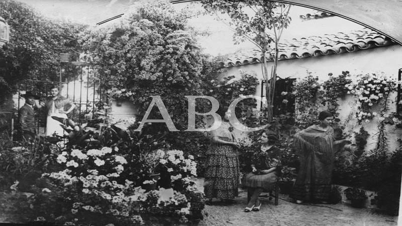 Patios de Córdoba en ABCfoto