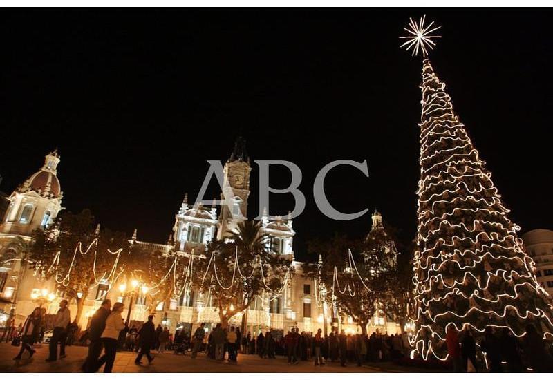 La Navidad llega a ABCfoto