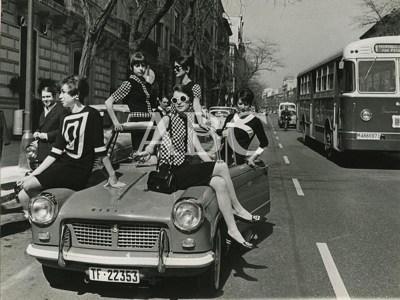 La moda de primavera en ABCfoto
