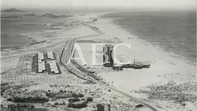 Así era la costa española hace medio siglo