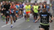 Las mejores imágenes del Zurich Maratón de Sevilla 2017