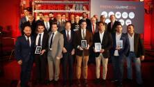 La entrega de los galardones de los Premios Gurmé de ABC de Sevilla, en imágenes