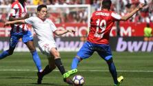 El Sevilla no logra pasar del empate contra el Sporting de Gijón