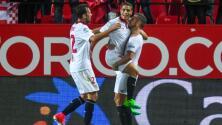 Las mejores imágenes del empate entre el Sevilla FC y la Real Sociedad