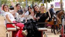 El sábado de la Feria de Córdoba, en imágenes