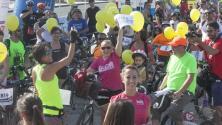 El Día de la Bicicleta de Córdoba, en imágenes