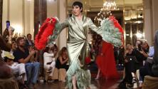 El desfile de Palomo Spain en la Fashion Week Madrid, en imágenes