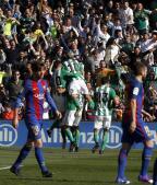 Las mejores imágenes del Betis- Barcelona