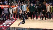 NBA All Star: LaVine gana a Gordon en un concurso de mates de otro tiempo