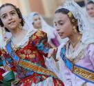 La Ofrenda a la Virgen de los Desamparados, en imágenes