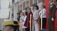 En imágenes: Así se ha celebrado la festividad del Dos de Mayo