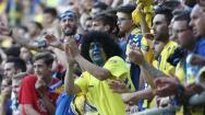 Las imágenes del partido Cádiz -Hércules (1-0)