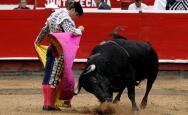 Imágenes del duelo Morante-Juli en la Feria de Manizales
