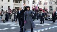 En imágenes: los looks de las primeras damas en la investidura