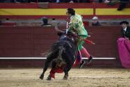 La primera corrida de toros de Valdemorillo 2017, en imágenes