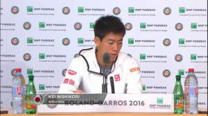 Roland Garros - Nishikori se centra en Djokovic, Murray,.. y Nadal