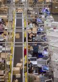 Las entrañas de Amazon: así se prepara la empresa para entregar los pedidos de Navidad