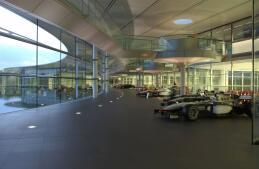 Woking, la imponente sede de McLaren