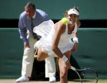 Wimbledon: Serena Williams-Garbiñe Muguruza