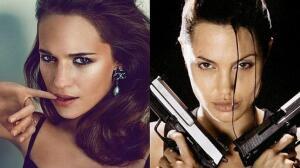 Así es Alicia Vikander, la sucesora de Angelina Jolie en «Tomb Raider»