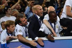 En imágenes: El Real Madrid celebra su undécima Champions