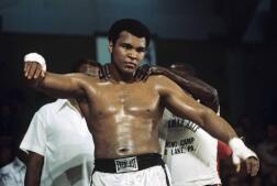 Muhammad Ali, un mito del boxeo