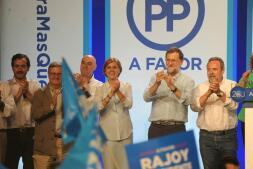 Rajoy en La Puebla de Montalbán y Torrijos