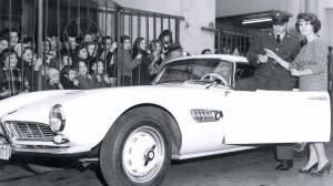 Así han encontrado el BMW del Rey del Rock and Roll