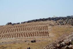 Turquía llora a los 51 muertos del atentado suicida