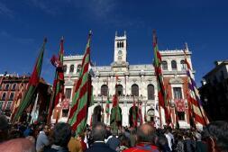Valladolid y León saldan una deuda pendiente