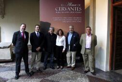 Se busca el alma de Cervantes