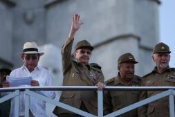 Cuba saca músculo en el aniversario del inicio de la revolución