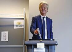 Los holandeses acuden a las urnas