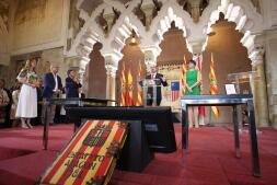 San Jorge: el Día de Aragón, en imágenes