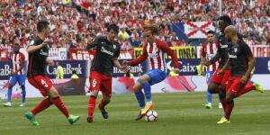 Las imágenes de la despedida del Vicente Calderón