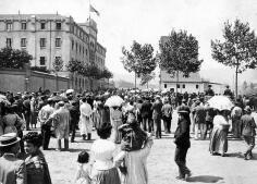 La historia de La Modelo de Barcelona, en imágenes