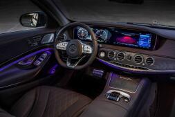 Fotogalería: Mercedes Clase S 2017