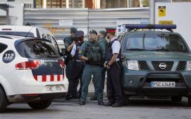 Macrooperación de la Guardia Civil contra el referéndum en Cataluña
